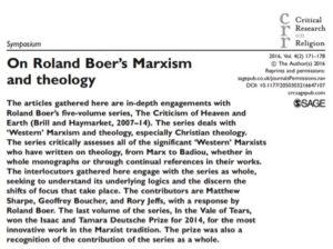 Boer Symposium